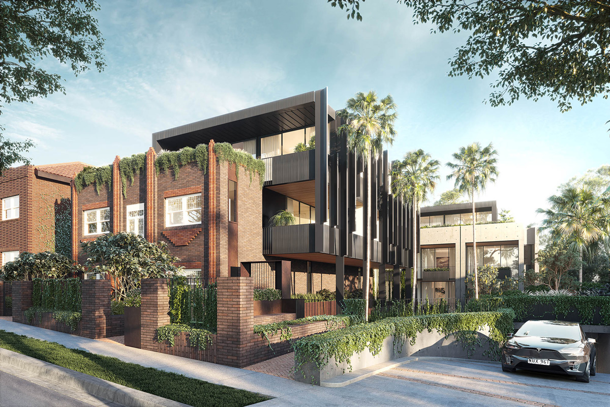 Central Element submits DA for landmark Coogee project