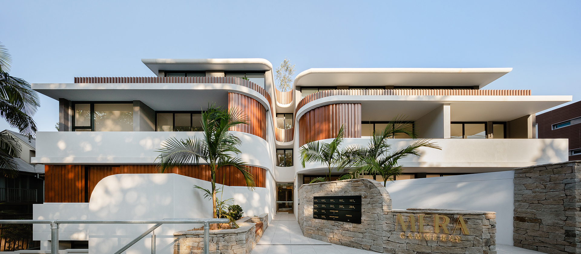 Residents Move into Mera, Cammeray's Prestigious New Development